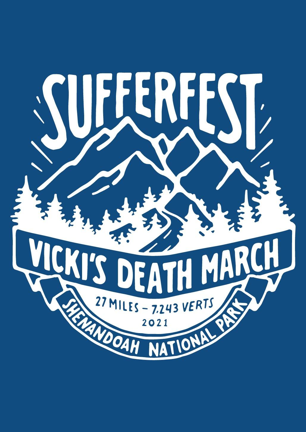 SUFFERFEST - VICKI'S DEATH MARCH