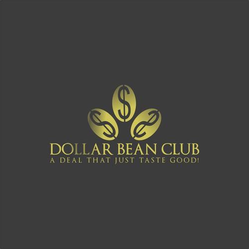 Simple Logo Style for Dollar Bean Club
