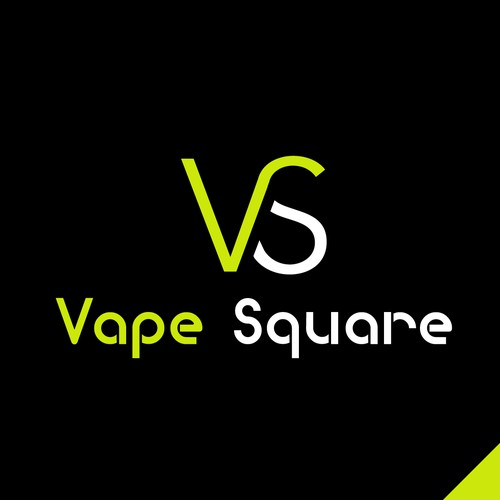 New logo and business card wanted for Vape Square