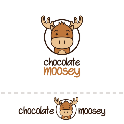 chocolate moosey logo