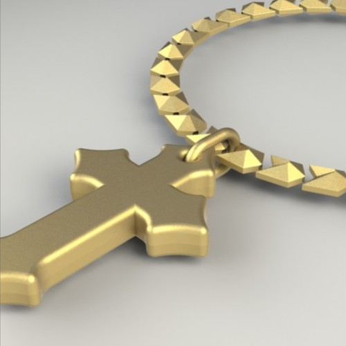 Seeking a product design for Chew Chainz: baby teething jewelry for hip-hop Dads