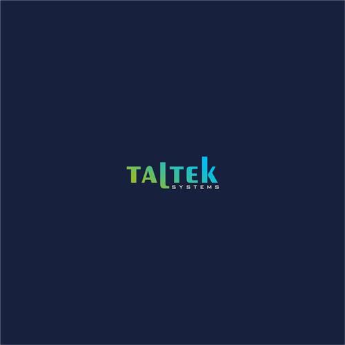 Typo Logo Teltek