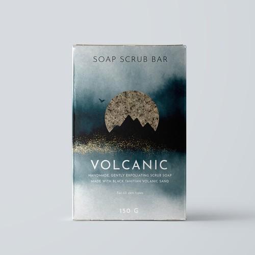 packaging design for handmade soap