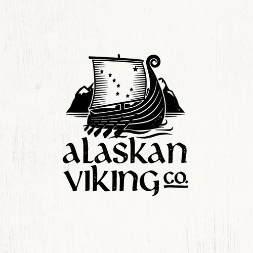 Logo for Alaskan Viking