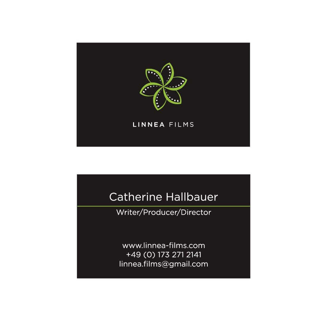 Create letterheads and business cards, etc  that correspond to our logo