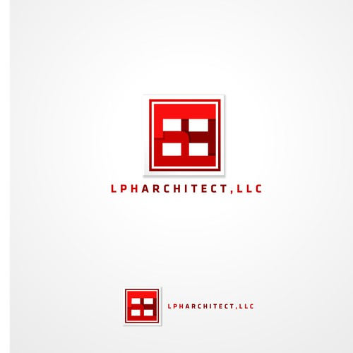 Logo Design for LPH Architect, LLC
