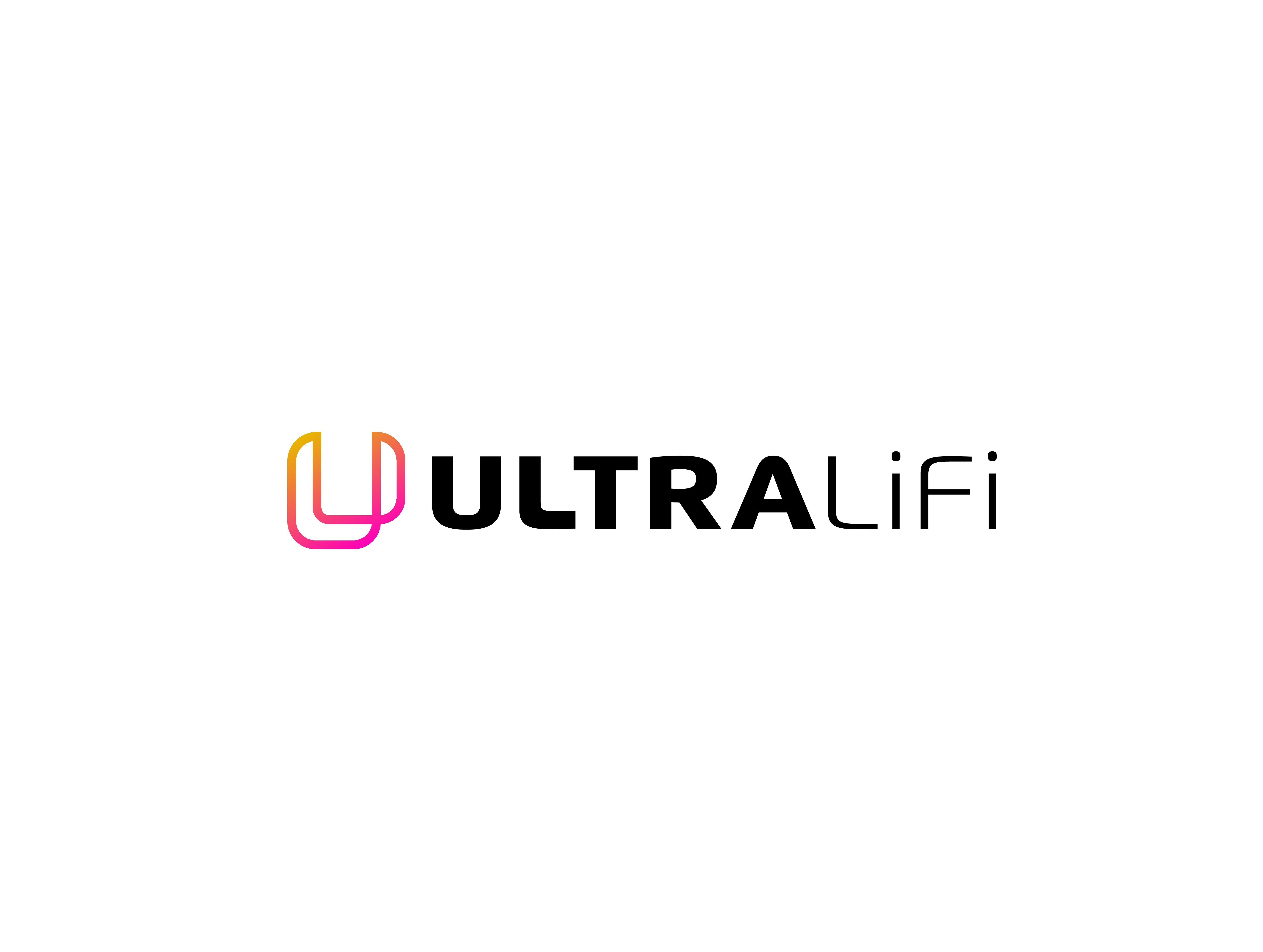 Catchy logo design for ULTRA LiFi R&D Company - Data through LED light!
