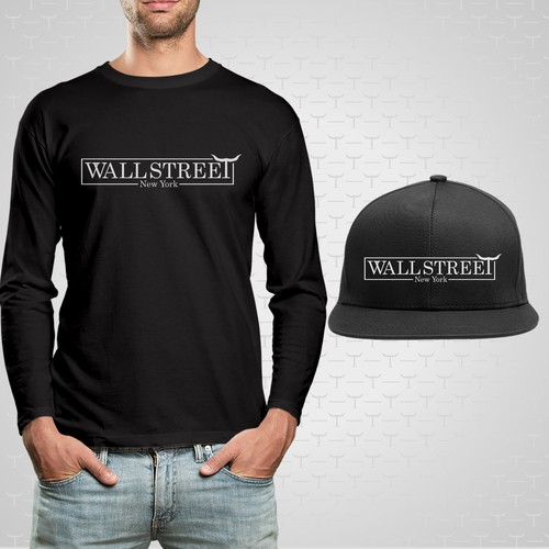 Wall Street shirt design