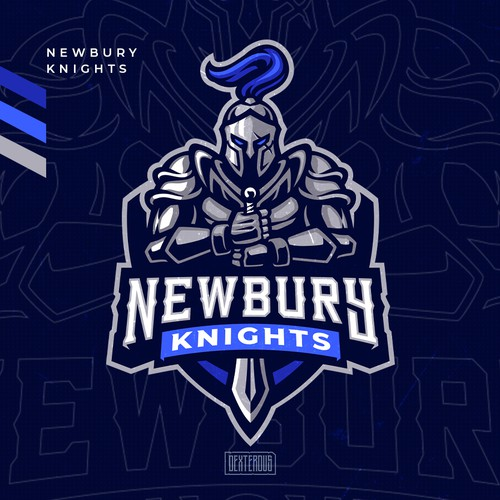 Newbury Knights Team Logo