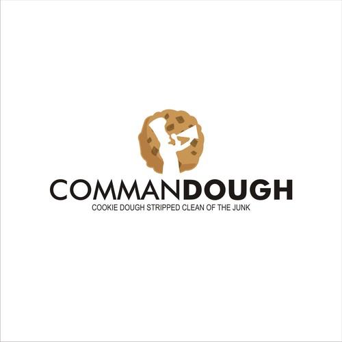 Logo concept for Comman Dough