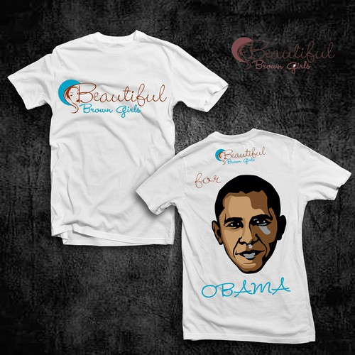 obama on shirt