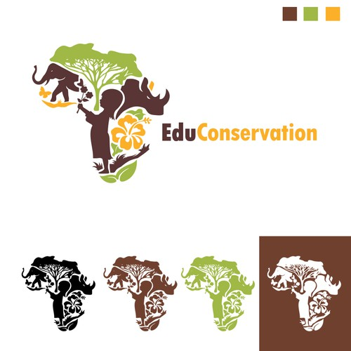 EduConservation Logo