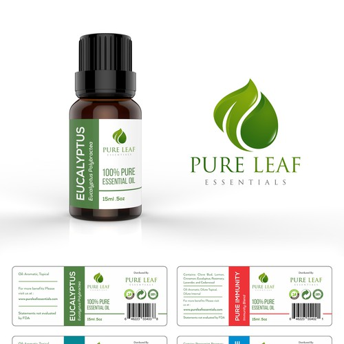 Pure Leaf Essentials