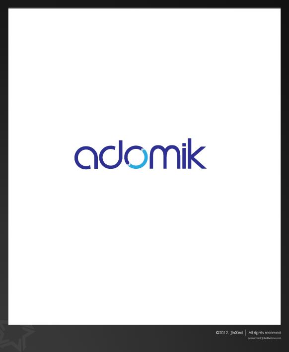 New logo wanted for adomik