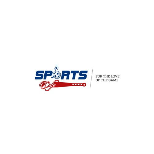 logo for Sports Cafe