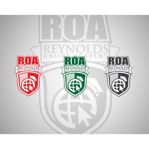 Logo for ROA