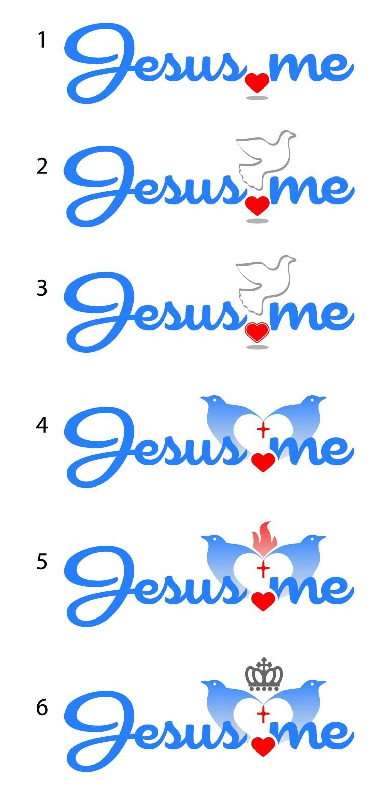 Jesus.me needs a new logo
