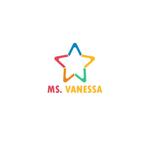 Logo concept for MS. Vanessa
