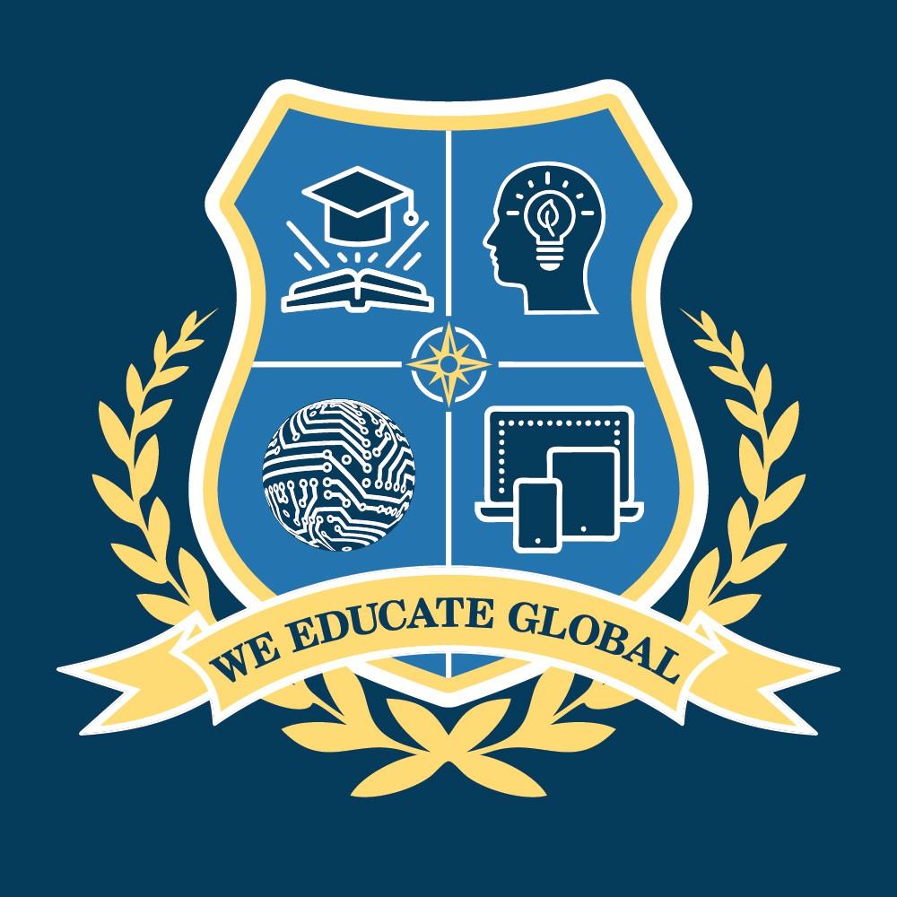 Design the Next Level Education Crest
