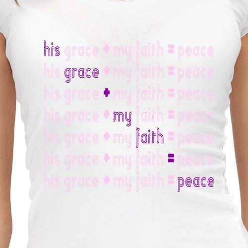 t shirt design with spiritual creativity