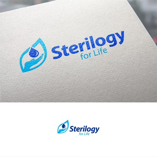 WANTED:  Eye catching logo for medical hand hygiene company Sterilogy.