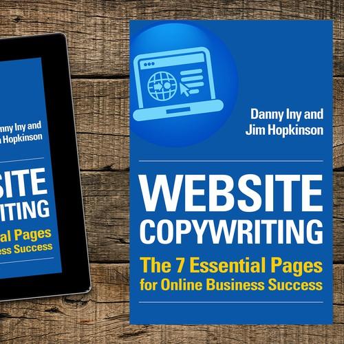 Website Copywriting - Book Cover