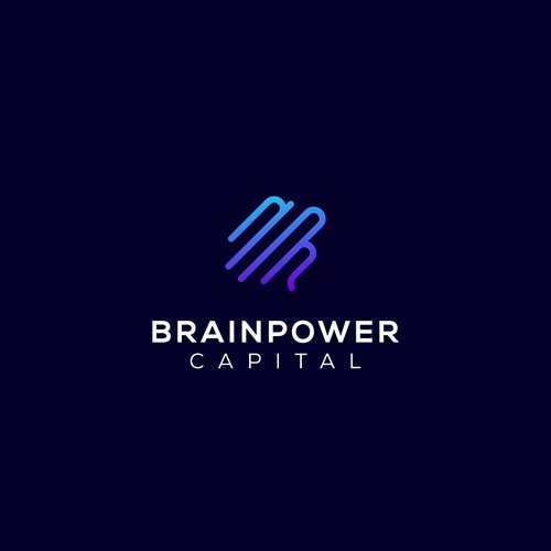 Brainpower logo and social media cover design