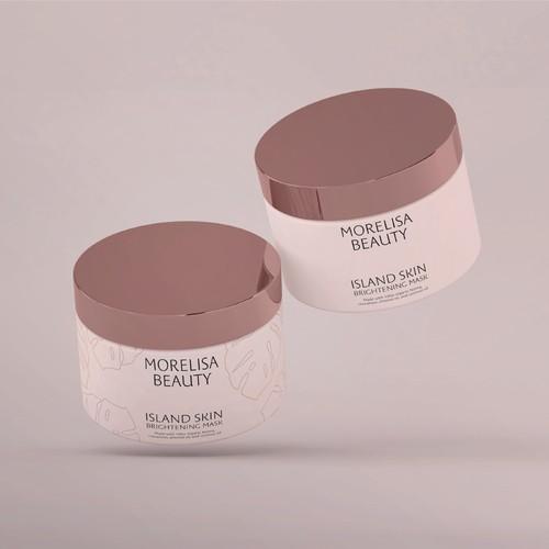 Morelisa Beauty Brightening Skin Cream