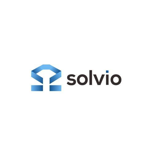 Solvio Logo Design
