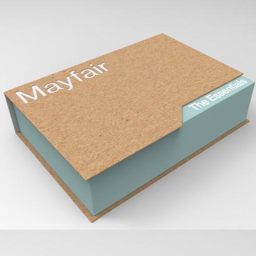 Mayfair box design