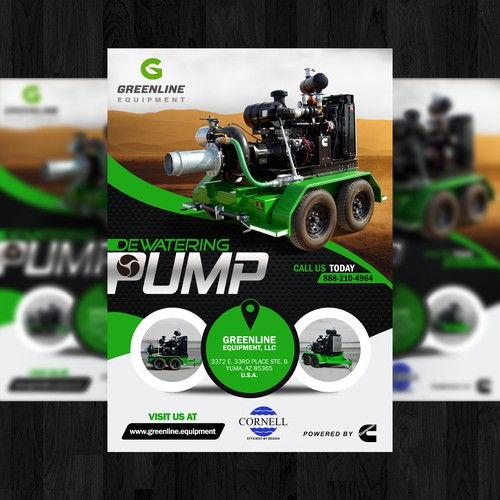 DEWATERING PUMP FLYER
