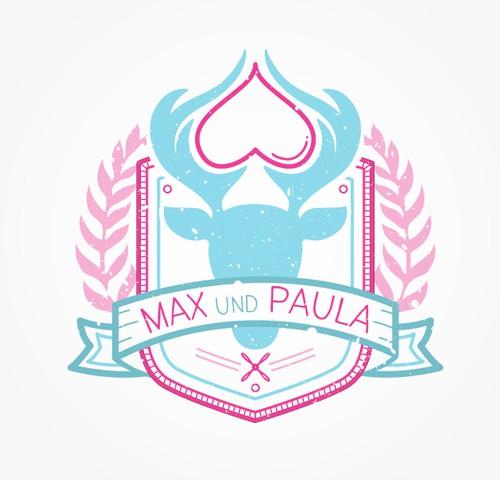 Logo for a Kids Fashion Web-Shop
