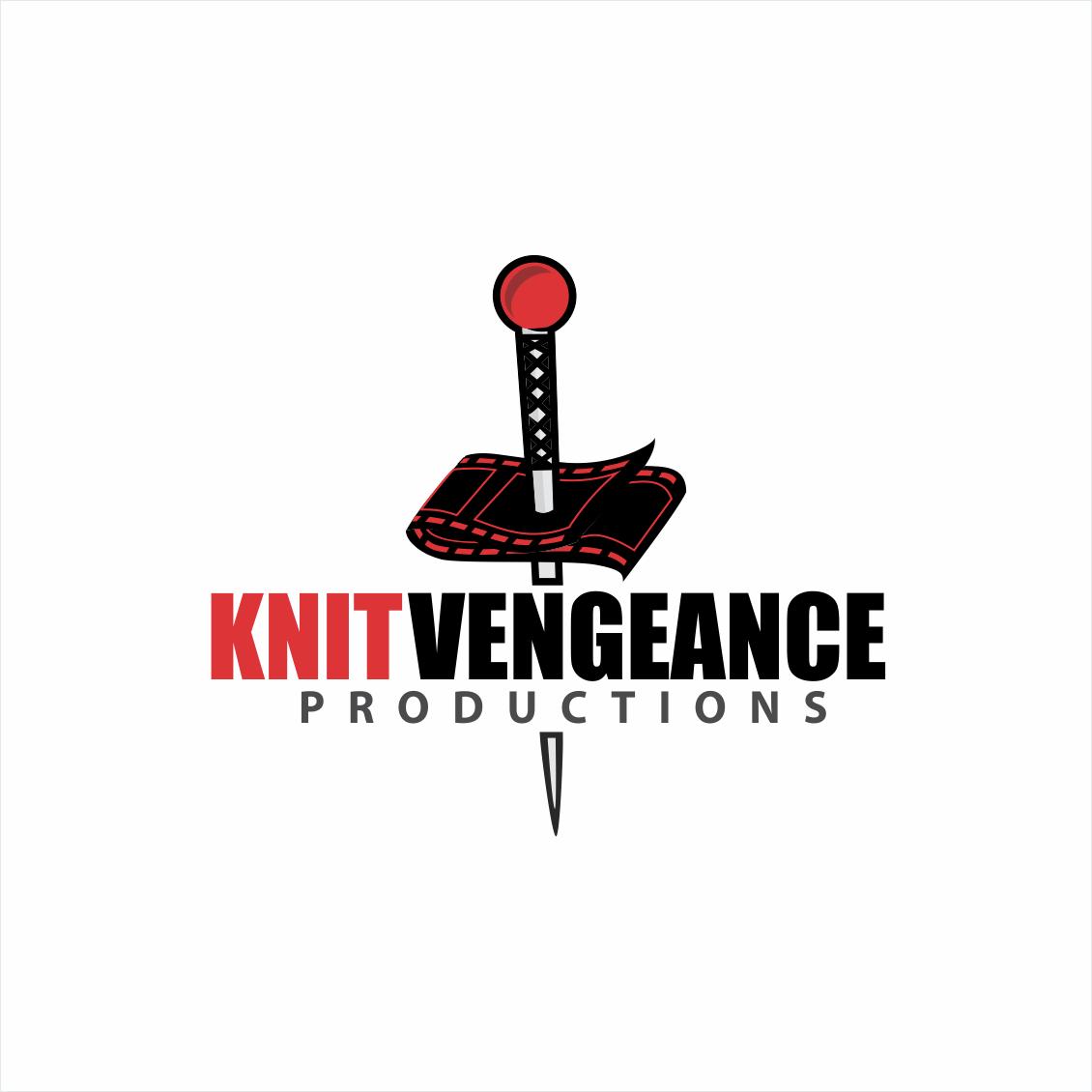 logo for KnitVengeance Productions