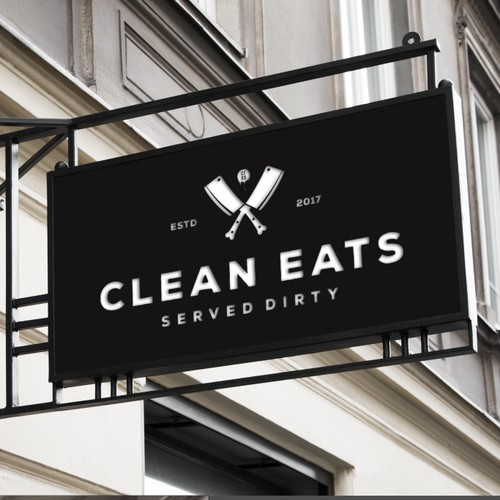 "Hipsterfoodie brand ""Clean Eats Served Dirty"""