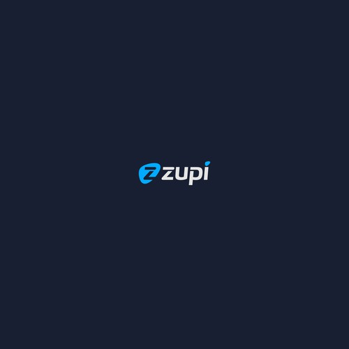 Zupi Logo Design