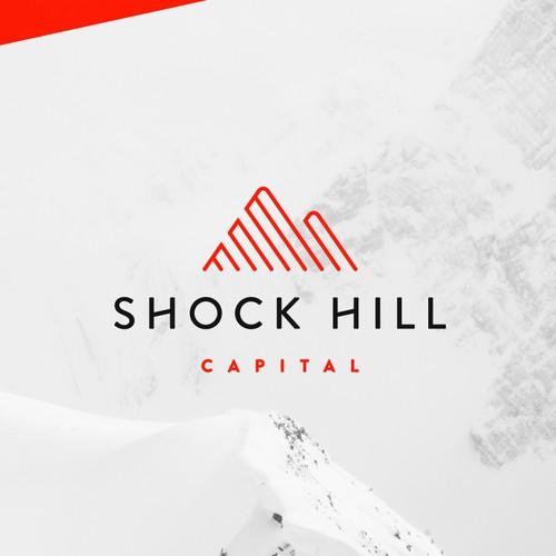 Shock Hill Capital Logo Design