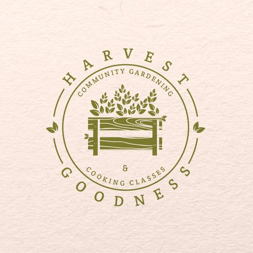 Logo design for Harvest Goodness