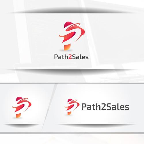 Letter P+S Logo