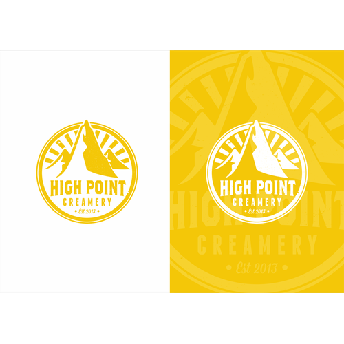 High Point Creamery needs a new logo
