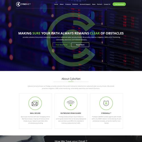 CyboNet Web Design