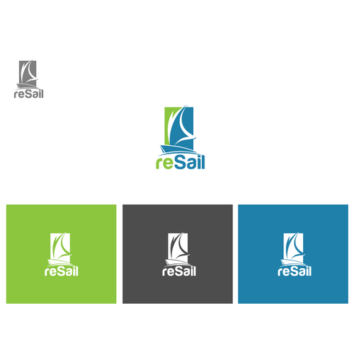 Create awesome new logo for reSail