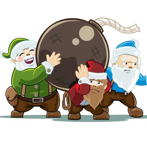 Bomb Dwarfs