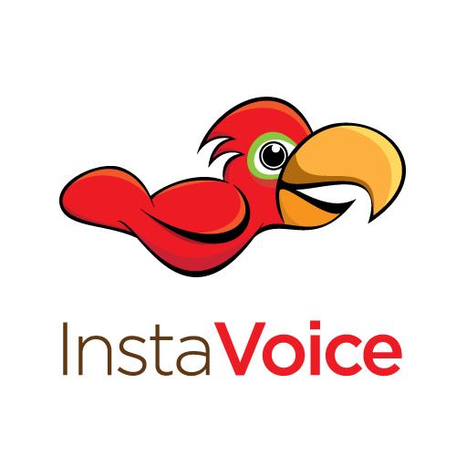 Logo concept for InstaVoice