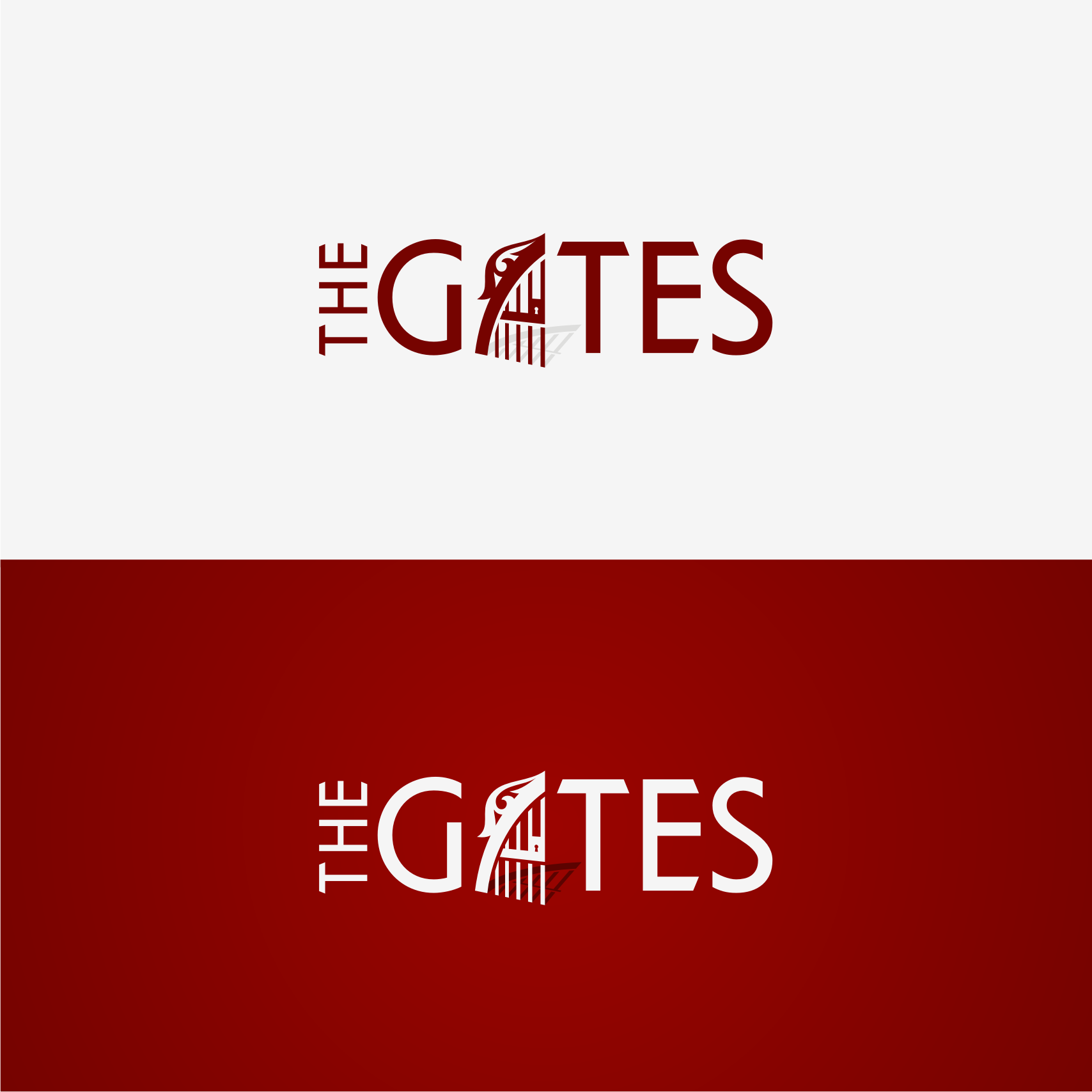 The Gates needs a new logo