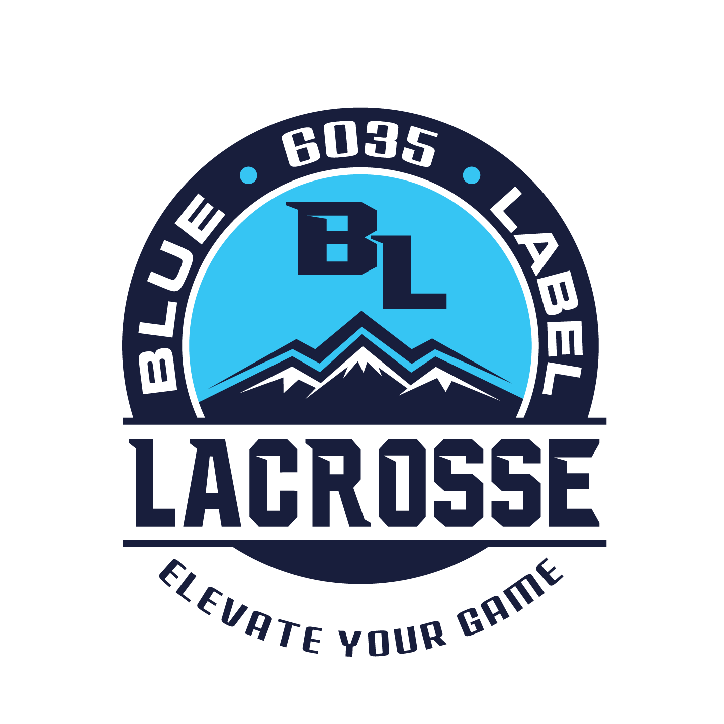 Lacrosse Logo Touch Up