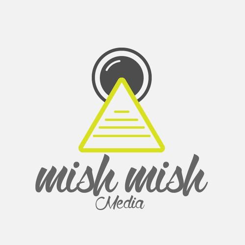 Cartoon/Graffiti Style Media company seeks modern logo
