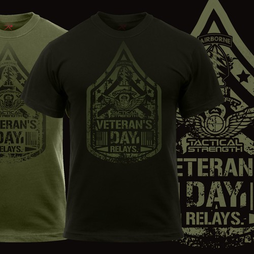CrossFit Tactical Strength's Veteran Day Relays