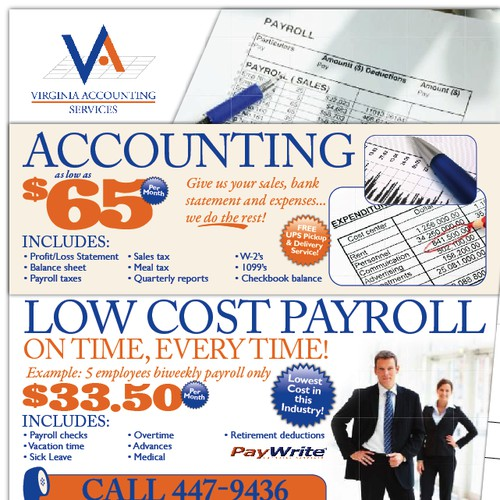 Direct Mail: Virginia Accounting