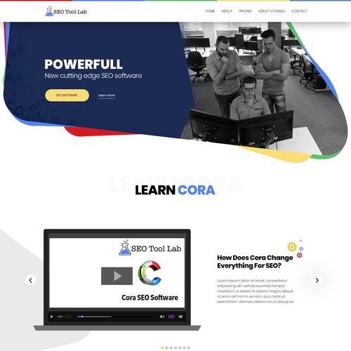 Seo Tool Lab website