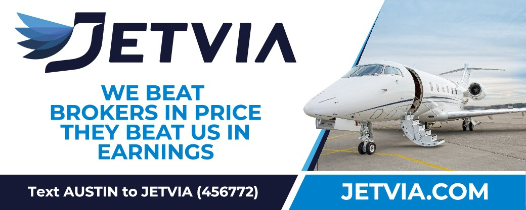 Help our Private Jet business takeoff with an edgy billboard
